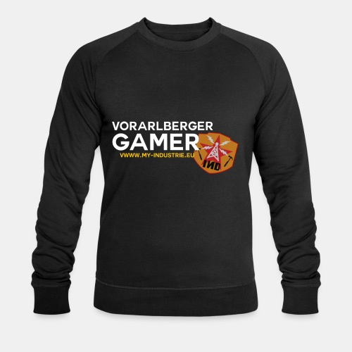 INDustrie Gaming eco - Männer Bio-Sweatshirt
