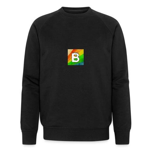 DaarIsBenny Merchandise - Mannen bio sweatshirt van Stanley & Stella