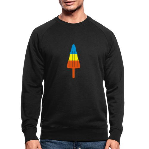 ZOOM ROCKET LOLLY: choose three different flavours - Men's Organic Sweatshirt
