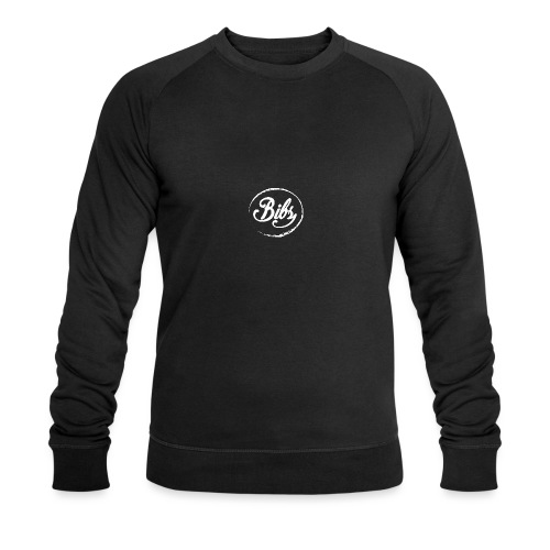 Bibs Logo Blanc - Sweat-shirt bio