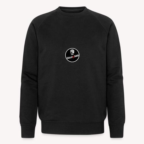 motorcycle Logo 2 - Men's Organic Sweatshirt by Stanley & Stella