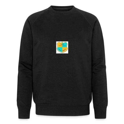 STG Vienna Kickers Logo - Männer Bio-Sweatshirt von Stanley & Stella