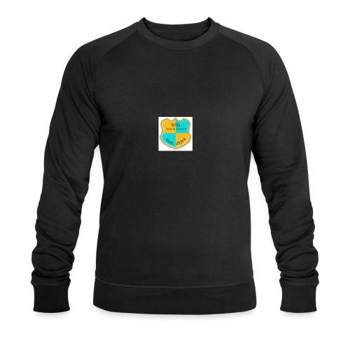 STG Vienna Kickers Logo - Männer Bio-Sweatshirt
