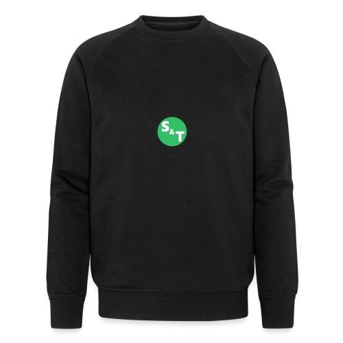 ST Main Logo - Men's Organic Sweatshirt