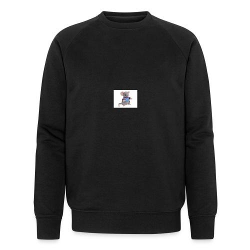 rotte - Økologisk sweatshirt til herrer