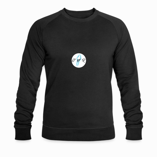 The Scots Review TSR Logo - Men's Organic Sweatshirt by Stanley & Stella