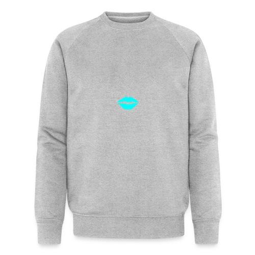Blue kiss - Men's Organic Sweatshirt