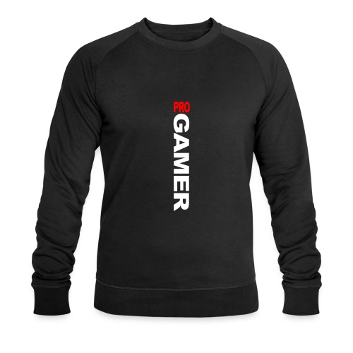 Pro Gamer (weiss) - Männer Bio-Sweatshirt von Stanley & Stella