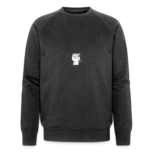 Fuck You - Økologisk Stanley & Stella sweatshirt til herrer