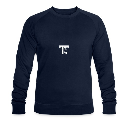 TEM WHITE - Sweat-shirt bio