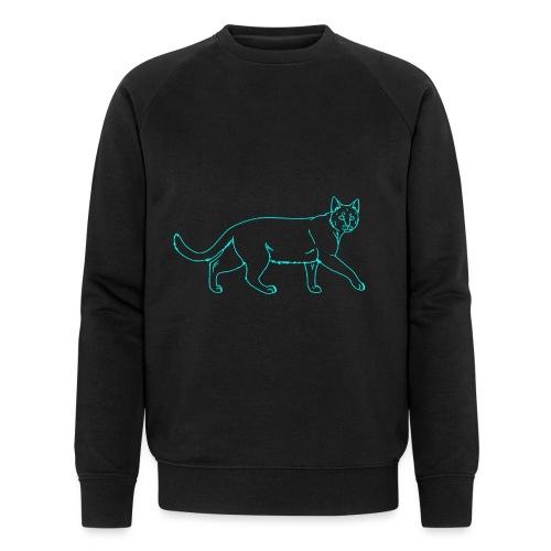 cat - Men's Organic Sweatshirt