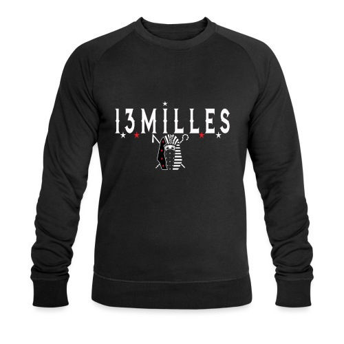 PHARAON MARQUE 13MILLES - Sweat-shirt bio Stanley & Stella Homme