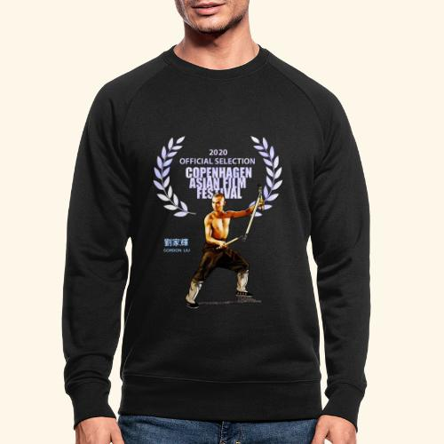 CAFF - Official Item - Shaolin Warrior 2 - Mannen bio sweatshirt