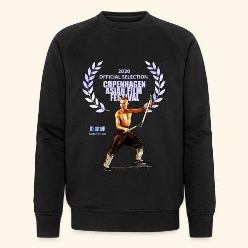 CAFF - Official Item - Shaolin Warrior 2 - Økologisk Stanley & Stella sweatshirt til herrer