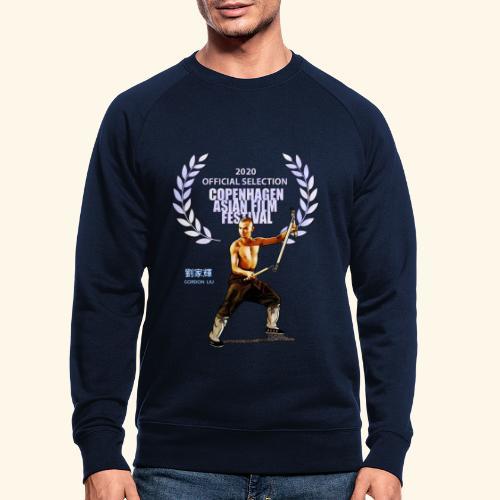 CAFF - Official Item - Shaolin Warrior 2 - Mannen bio sweatshirt