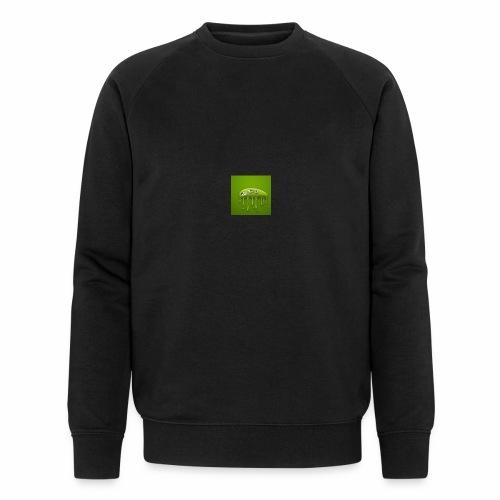 Raksos Logo - Økologisk Stanley & Stella sweatshirt til herrer