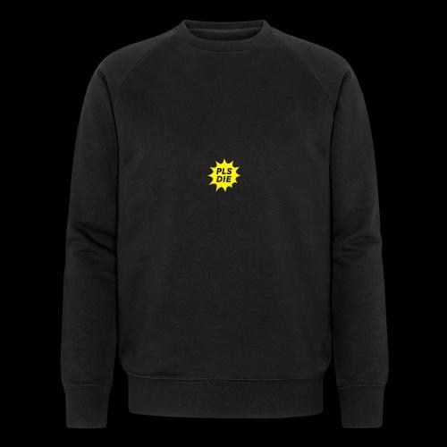 PLSDIE Hatewear - Männer Bio-Sweatshirt von Stanley & Stella