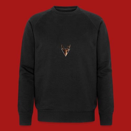 Deer-Head GOLD - Økologisk Stanley & Stella sweatshirt til herrer