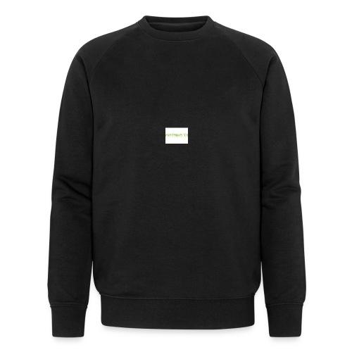 deathnumtv - Men's Organic Sweatshirt by Stanley & Stella