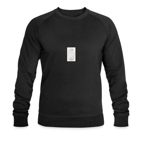 PLEASE FILL UP MY EMPTY JAR - Men's Organic Sweatshirt