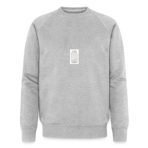 PLEASE FILL UP MY EMPTY JAR - Men's Organic Sweatshirt