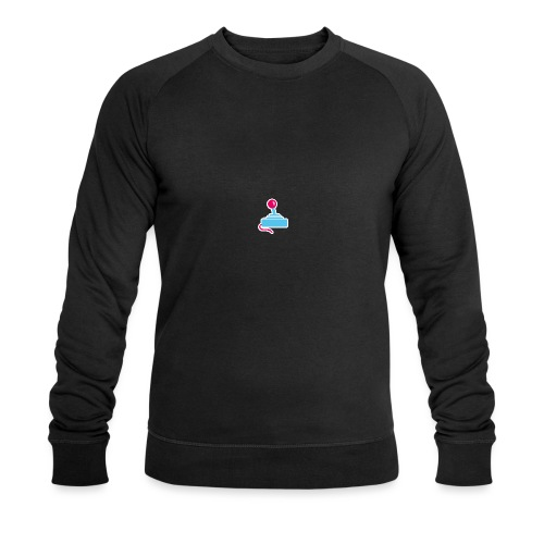 GameOver - Mannen bio sweatshirt van Stanley & Stella