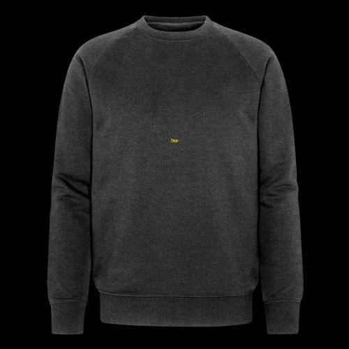 swai schriftzug - Männer Bio-Sweatshirt von Stanley & Stella