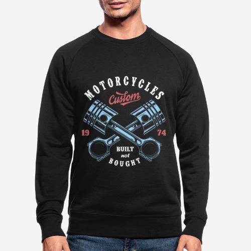 Original Custom Bike Motorräder - Männer Bio-Sweatshirt