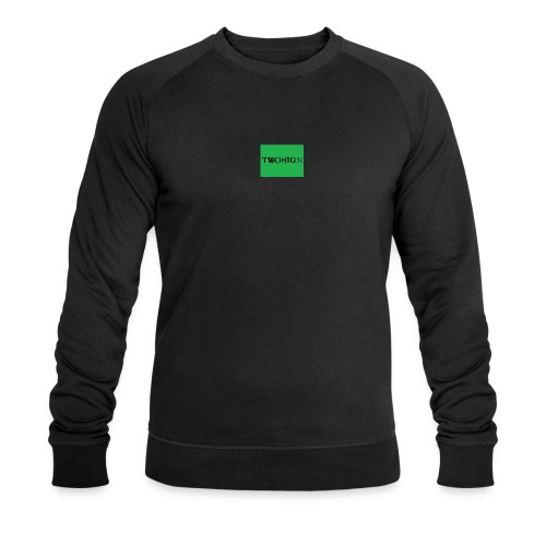 solid green background - Ekologisk sweatshirt herr från Stanley & Stella