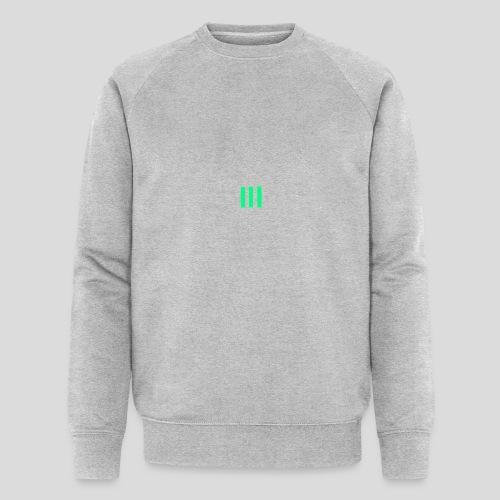 III Logo - Men's Organic Sweatshirt