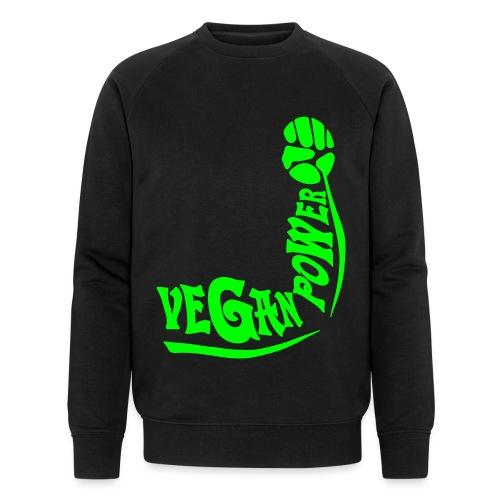 Vegan Power - Männer Bio-Sweatshirt von Stanley & Stella