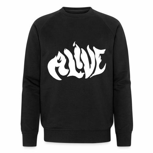 Alive - Sweat-shirt bio