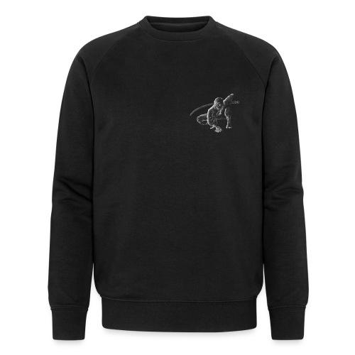 Ninja - Männer Bio-Sweatshirt von Stanley & Stella