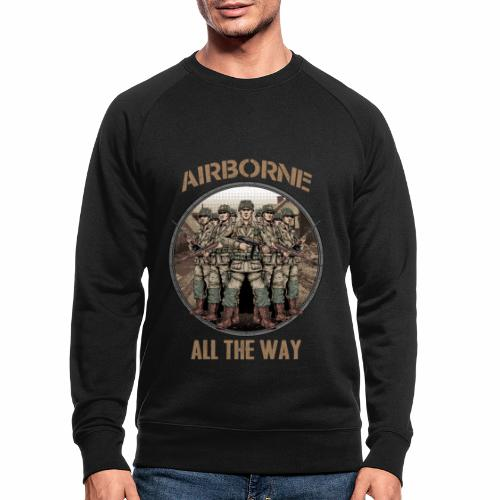 Airborne - Tout le chemin - Sweat-shirt bio