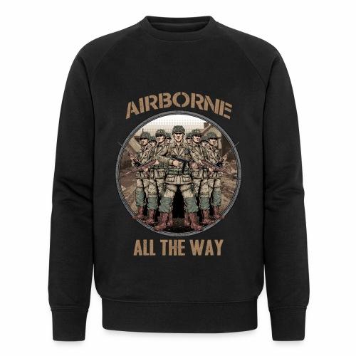 Airborne - Tout le chemin - Sweat-shirt bio Stanley & Stella Homme