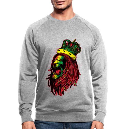 Head Lion Rasta - Miesten luomucollegepaita
