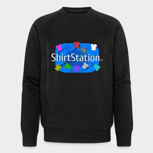 ShirtStation - Men's Organic Sweatshirt
