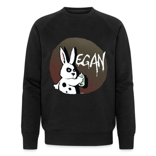 Rabbit - Männer Bio-Sweatshirt von Stanley & Stella