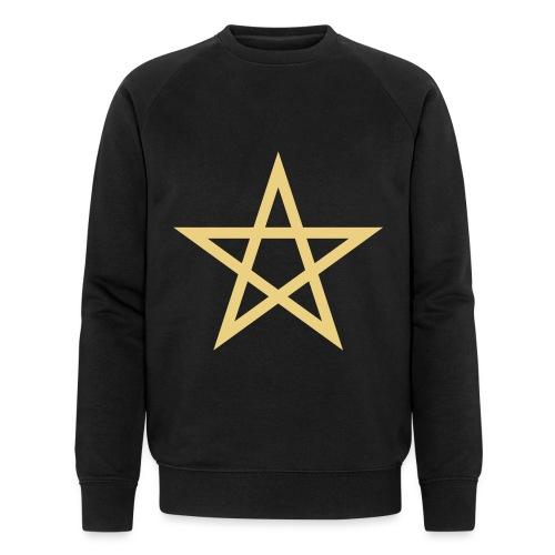 Pentagramme Wicca - Sweat-shirt bio