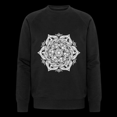Mandala - Felpa ecologica da uomo di Stanley & Stella