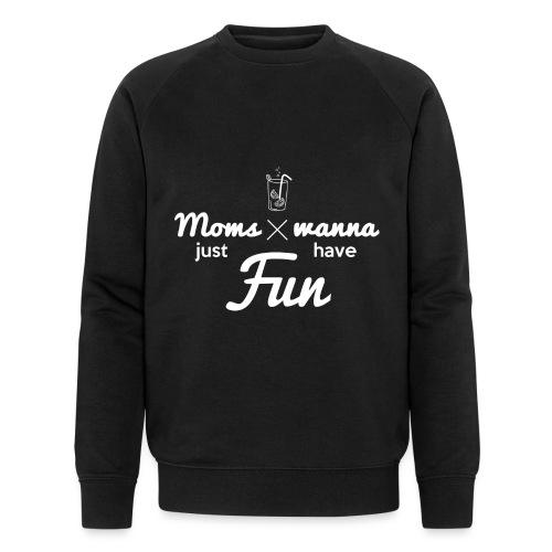 Sweat pour Maman Fun - Sweat-shirt bio Stanley & Stella Homme
