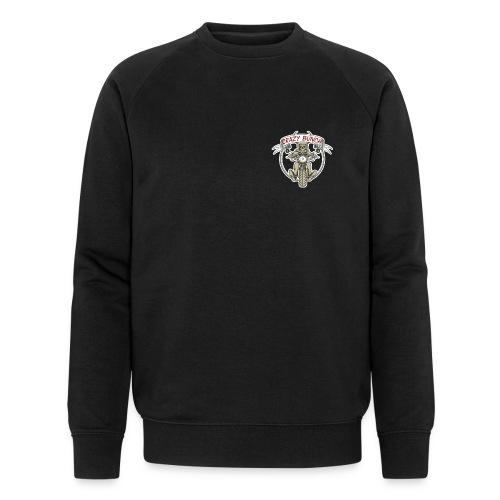 Crazy Bunch - Männer Bio-Sweatshirt