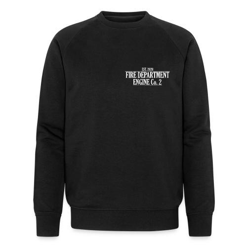 ENGINE Co 2 - Økologisk sweatshirt til herrer