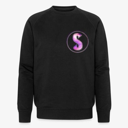 YouTube Logo von Salxphaa - Männer Bio-Sweatshirt von Stanley & Stella