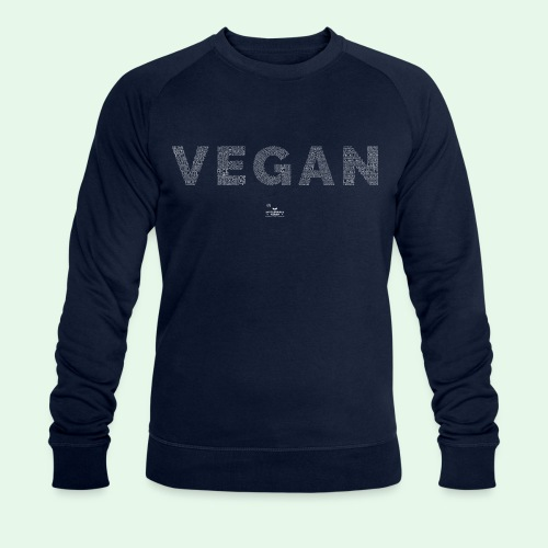 Vegan - White - Ekologisk sweatshirt herr från Stanley & Stella