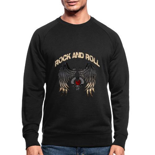 Rock and Roll - Sudadera ecológica hombre