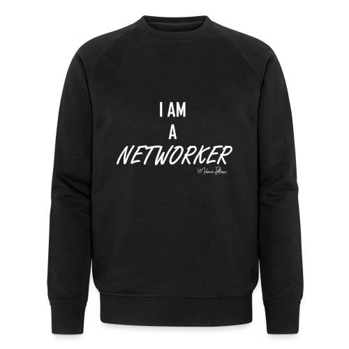 I AM A NETWORKER - Sweat-shirt bio Stanley & Stella Homme