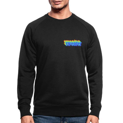 Retro simple sweater - Sweat-shirt bio