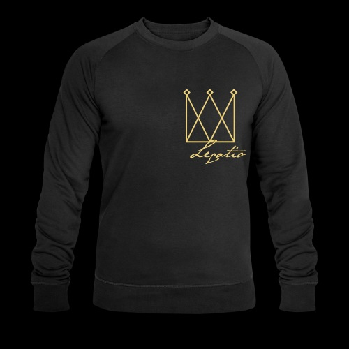 Legatio Script - Men's Organic Sweatshirt by Stanley & Stella