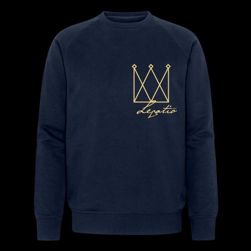 Legatio Script - Men's Organic Sweatshirt